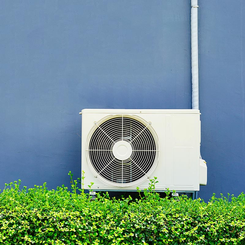 Outdoor air conditioning Wollongong